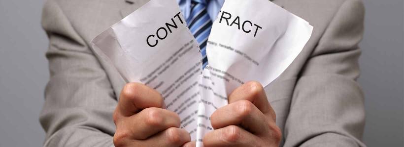 Zelfgemaakt contract rechtsgeldig